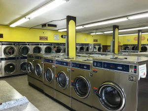 Coin Operated Laundry Supplier